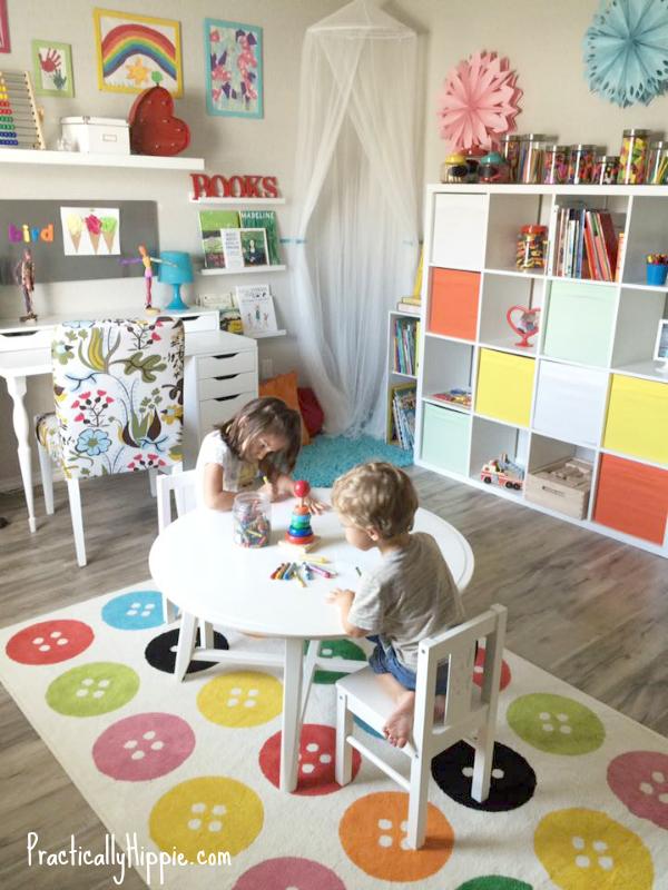IKEA playroom ideas