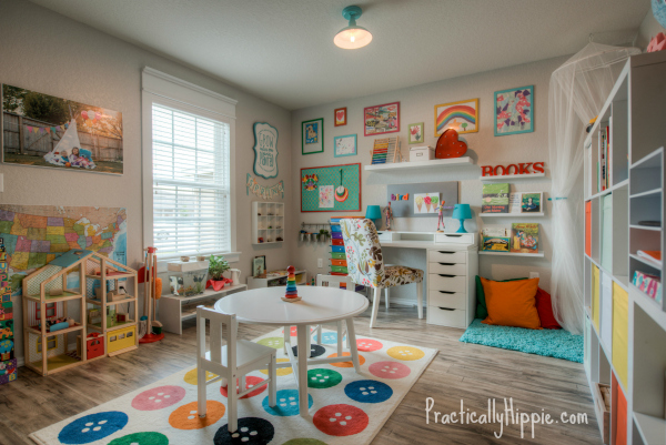IKEA playroom ideas