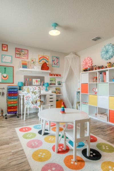 Ikea Playroom ideas | www.PracticallyHippie.com