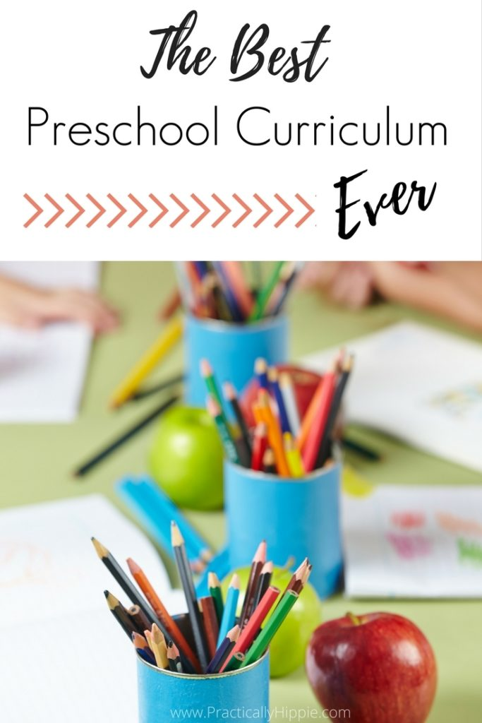 Skip the worksheets and busywork and DO THIS if you want the best preschool curriculum ever!