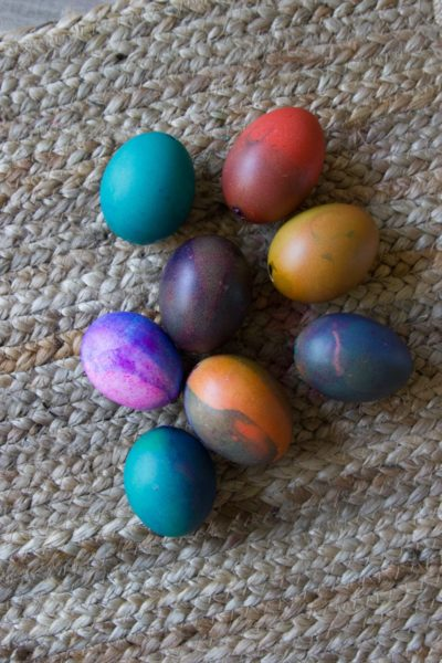 How to Blow Out Easter Eggs