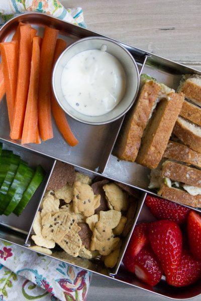essentials for a zero waste lunch