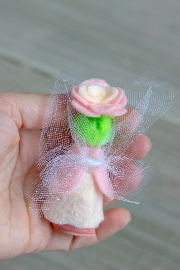 flower fair peg doll wings