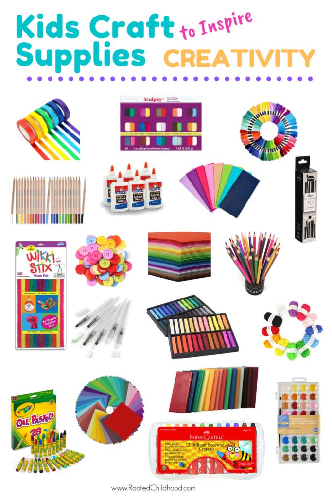 Kids Craft Supplies
